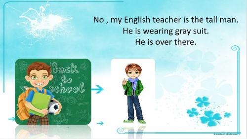 دانلود پاورپوینت درس پنجم زبان انگلیسی پایه هشتم